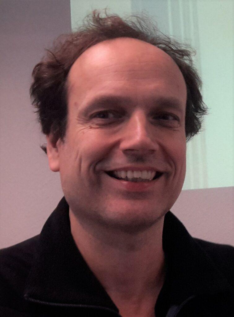 Portraitfoto Arnulf Mattes